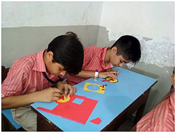 Badge Making Activity