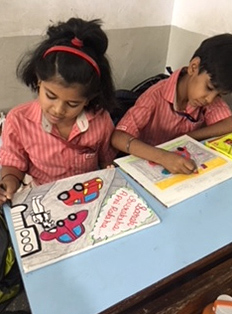 Road Safety Week - Drawing Competition