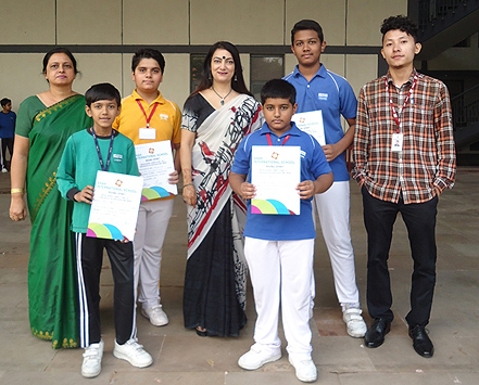 Winning Report of Interschool Instrumental Fusion