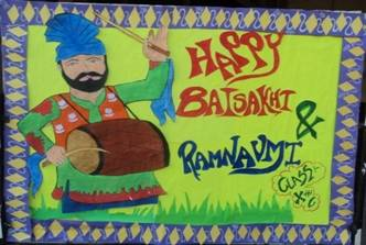 Special assembly on Baisakhi