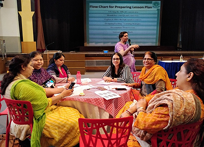 Capacity Building Program on Political Science, Class XII