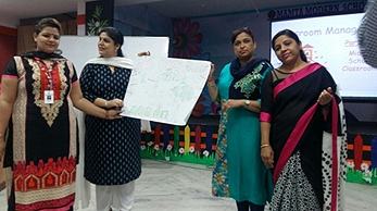 Capacity Building on Classroom Management